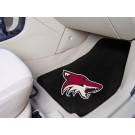 "Phoenix Coyotes 18"" x 27"" Auto Floor Mat (Set of 2 Car Mats)"