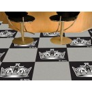 "Los Angeles Kings 18"" x 18"" Carpet Tiles (Box of 20) by"