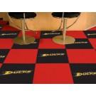 "Anaheim Ducks 18"" x 18"" Carpet Tiles (Box of 20)"