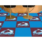 "Colorado Avalanche 18"" x 18"" Carpet Tiles (Box of 20) by"
