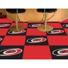 "Carolina Hurricanes 18"" x 18"" Carpet Tiles (Box of 20) by"