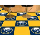 "Buffalo Sabres 18"" x 18"" Carpet Tiles (Box of 20)"