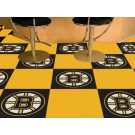 "Boston Bruins 18"" x 18"" Carpet Tiles (Box of 20)"