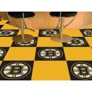 "Boston Bruins 18"" x 18"" Carpet Tiles (Box of 20) by"