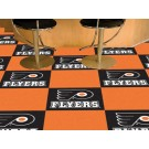 "Philadelphia Flyers 18"" x 18"" Carpet Tiles (Box of 20)"