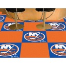 "New York Islanders 18"" x 18"" Carpet Tiles (Box of 20)"