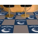 "Vancouver Canucks 18"" x 18"" Carpet Tiles (Box of 20)"