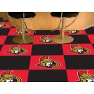 "Ottawa Senators 18"" x 18"" Carpet Tiles (Box of 20)"