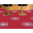 """Montreal Canadiens 18"""" x 18"""" Carpet Tiles (Box of 20) by"""