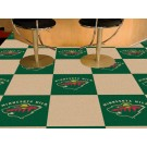 "Minnesota Wild 18"" x 18"" Carpet Tiles (Box of 20) by"