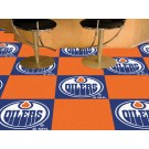 "Edmonton Oilers 18"" x 18"" Carpet Tiles (Box of 20)"