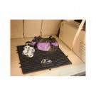 "Baltimore Ravens 31"" x 31"" Heavy Duty Vinyl Cargo Mat"