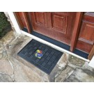 "Kansas Jayhawks 19"" x 30"" Medallion Door Mat"