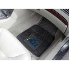 "Utah Jazz 17"" x 27"" Heavy Duty Vinyl Auto Floor Mat (Set of 2 Car Mats)"