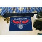 "Atlanta Hawks 19"" x 30"" Starter Mat"