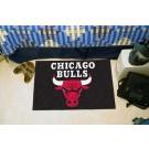 "Chicago Bulls 19"" x 30"" Starter Mat"