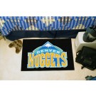 "Denver Nuggets 19"" x 30"" Starter Mat"