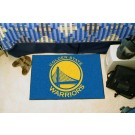 "Golden State Warriors 19"" x 30"" Starter Mat"