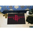 "Houston Rockets 19"" x 30"" Starter Mat"