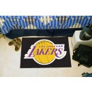 "Los Angeles Lakers 19"" x 30"" Starter Mat"