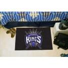 """Sacramento Kings 19"""" x 30"""" Starter Mat"""