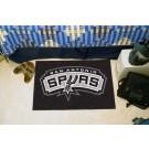 "San Antonio Spurs 19"" x 30"" Starter Mat"