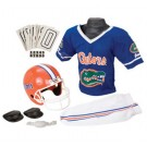 Franklin Florida Gators DELUXE Youth Helmet and Football Uniform Set (Small)