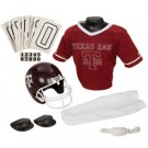 Franklin Texas A &M Aggies DELUXE Youth Helmet and Football Uniform Set (Small) by