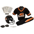 Franklin Oregon State Beavers DELUXE Youth Helmet and Football Uniform Set (Small) by