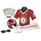 Franklin Alabama Crimson Tide DELUXE Youth Helmet and Football Uniform Set (Medium) by