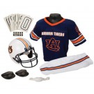Franklin Auburn Tigers DELUXE Youth Helmet and Football Uniform Set (Medium)