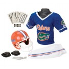Franklin Florida Gators DELUXE Youth Helmet and Football Uniform Set (Medium)