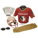 Franklin Florida State Seminoles DELUXE Youth Helmet and Football Uniform Set (Medium)