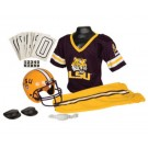 Franklin Louisiana State (LSU) Tigers DELUXE Youth Helmet and Football Uniform Set (Medium)