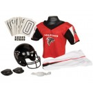 Franklin Atlanta Falcons DELUXE Youth Helmet and Football Uniform Set (Small)