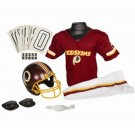 Franklin Washington Redskins DELUXE Youth Helmet and Football Uniform Set (Medium)