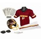 Franklin Washington Redskins DELUXE Youth Helmet and Football Uniform Set (Medium)