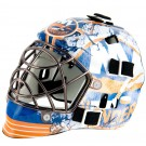 New York Islanders Franklin Mini Goalie Mask