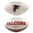 Atlanta Falcons Limited Edition Embroidered Signature Series Football from Fotoball
