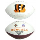 Cincinnati Bengals Limited Edition Embroidered Signature Series Football from Fotoball