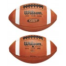 Wilson NCAA F1003 GST Game Football