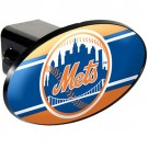 New York Mets Trailer Hitch Cover from Great American Products