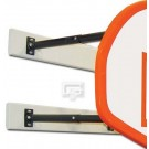 Four-Point Wall Mount Series with 9-12' Foot Extension for Fan-Shape Board and... by