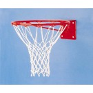 Institutional Fixed Basketball Goals with Nylon Nets
