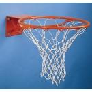 Institutional High Strength Fixed Basketball Goal