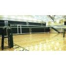 OmniSteel™ One-Court Collegiate Telescopic Competition Volleyball System