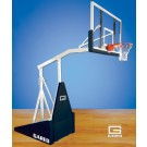 Hoopmaster LT Portable Basketball System with 5' Extension by