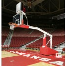 Pro S Spring Balanced Competition Portable Basketball System with 8' Extension with Wheel... by