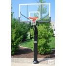 Pro Jam Adjustable Basketball System with Polycarbonate Backboard by