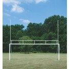 Steel Football/ Soccer Goal Post Combination (Pair) by